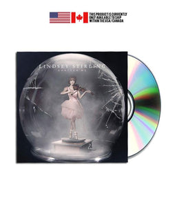 "Lindsey Stirling ""Shatter Me"" CD"