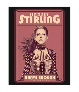 Lindsey Stirling Vintage Tour Flat