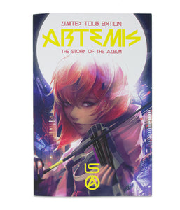 Lindsey Stirling Artemis Comic Book