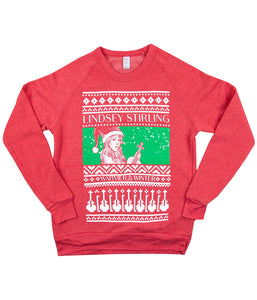 Lindsey Stirling 8-Bit Xmas Sweater