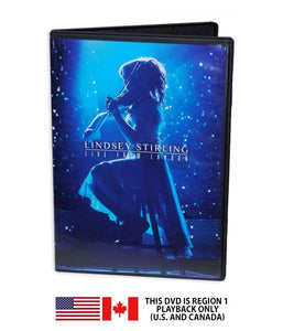 Lindsey Stirling Live In London DVD