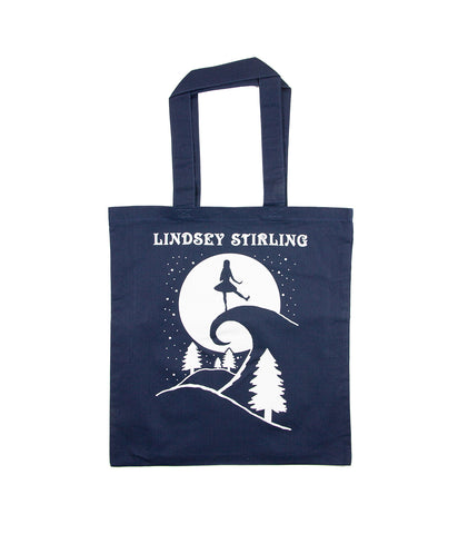 Lindsey Stirling Mountain Tote Bag