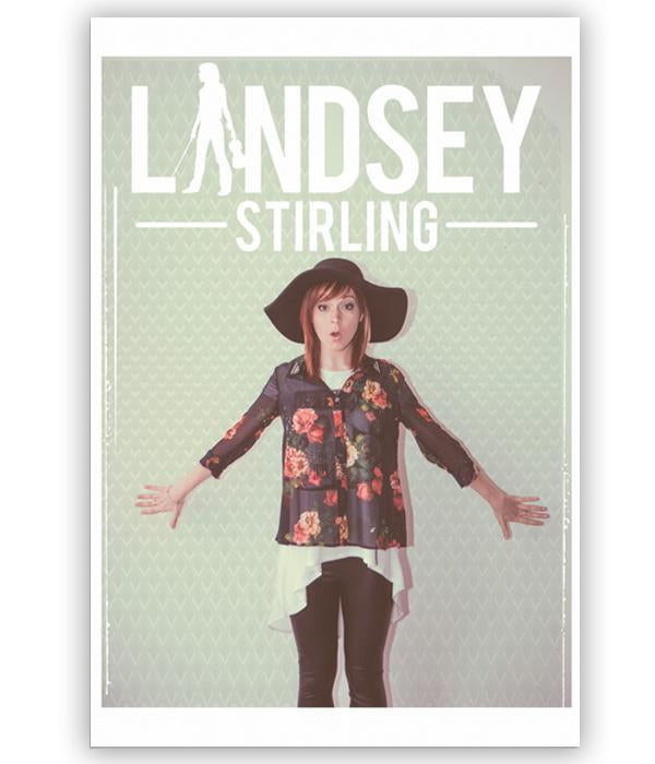 Lindsey Stirling Photo Poster