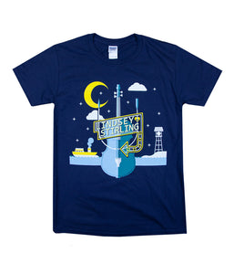 Lindsey Stirling Poster Tour 2014 Shirt