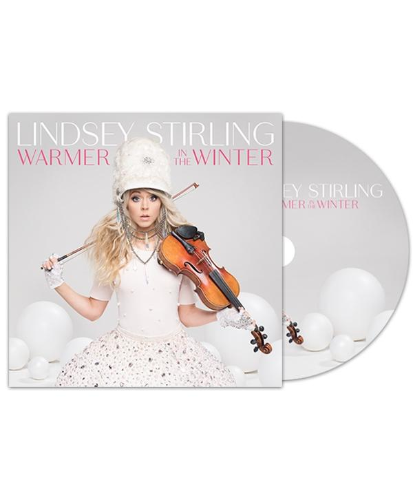 Lindsey Stirling - Warmer In The Winter CD