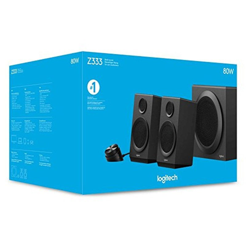 Logitech Z120 speakers with USB connection