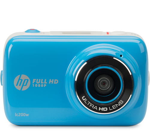 מצלמה hp mini wifi cam lc200w