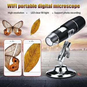 WiFi Microscope Camera (iOS/Android)