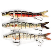 Swimbait Multi-Jointed Fishing Lures