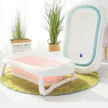 FoldaTub™ Collapsible Baby Bathtub