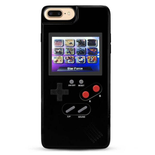 new style 05cd7 91944 Playable Retro GameBoy iPhone Case - Full Color