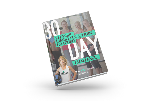 30 Day Total Body Health Challenge