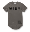 Wisdom - Scoop T-Shirt (Grey)