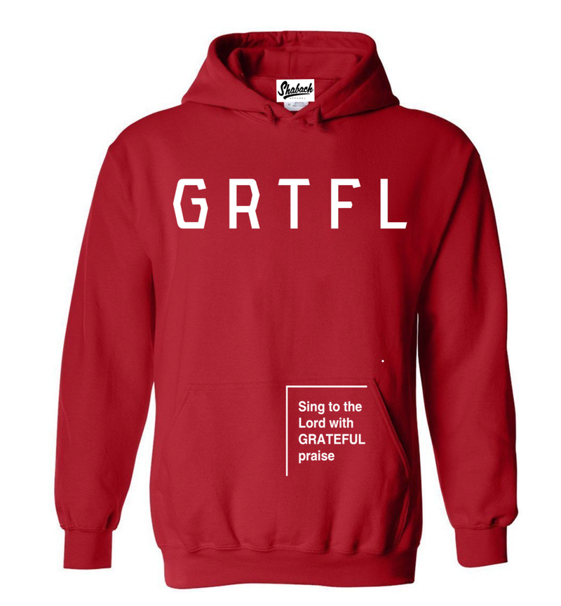 Adult GRTFL Red wht