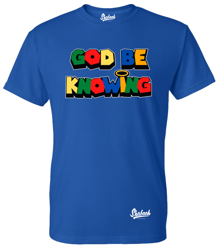 GBK Blue T-Shirt