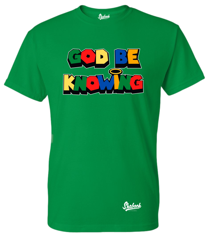 GBK Green T-Shirt