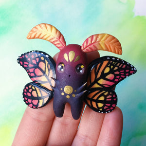 Monarch Butterfly Figurine #3