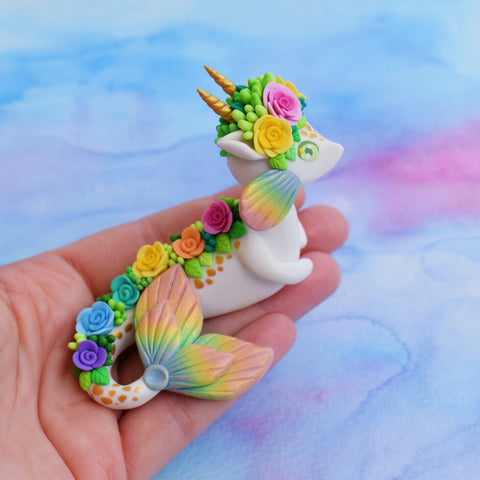 Rainbow Water Dragon - Sky Collection