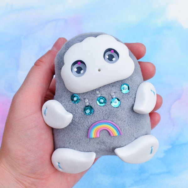 Rainy Cloud - Sky Collection - Art Doll #9