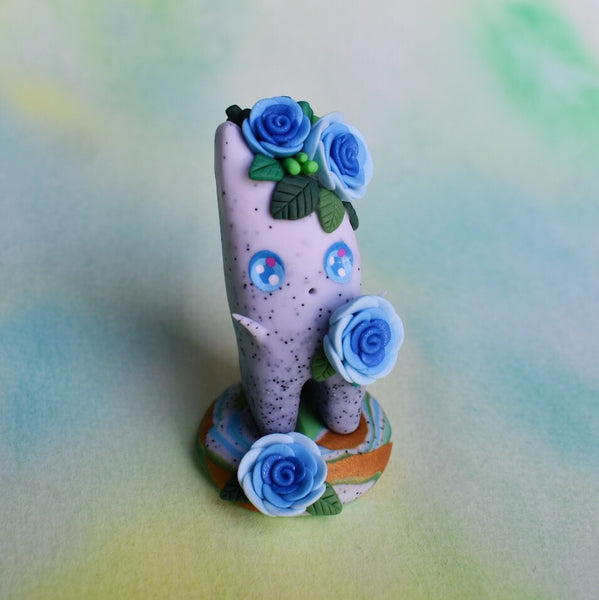 Blue Granit original Rose Wisp