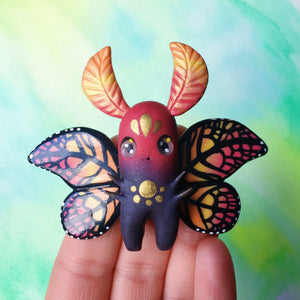 Monarch Butterfly Figurine #2