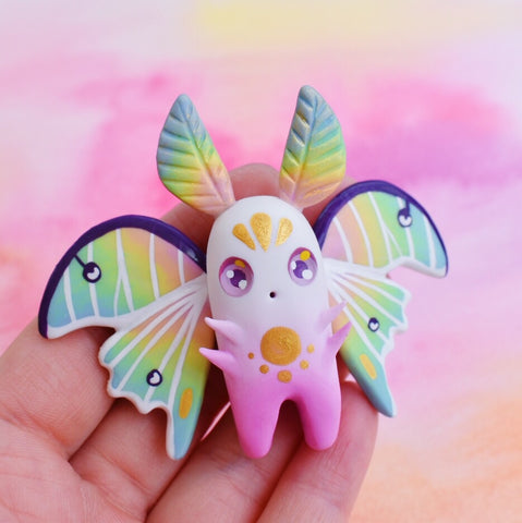 Rainbow Butterfly n°2 - Sky Collection