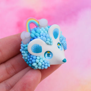 Sky n' Rainbow Hedgehog n°1 - Sky Collection