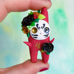Original Daruma Wisp - Red