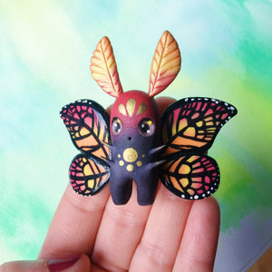 Monarch Butterfly Figurine #1