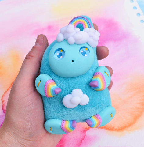 Rainbow Sky - Sky Collection - Art Doll #8
