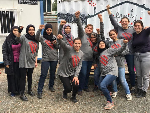How one social enterprise is giving refugee women a real second chance – at life