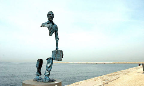 Love Welcomes pays homage to Bruno Catalano