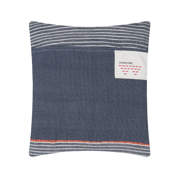 Margo Selby Cushion - Love Welcomes