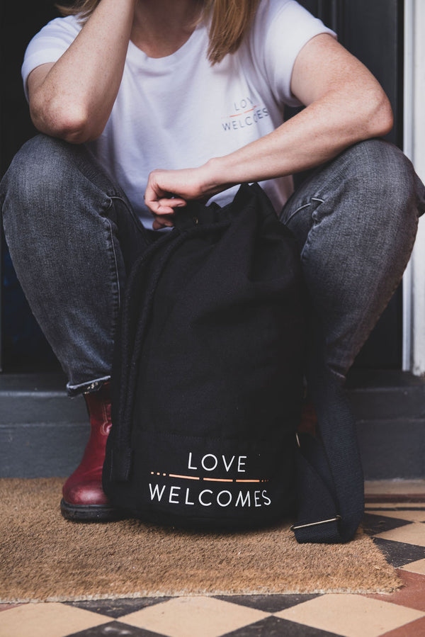 Duffel Bag - Love Welcomes