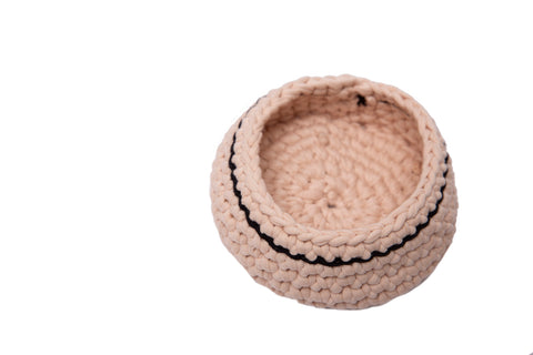Small Basket - Ivory