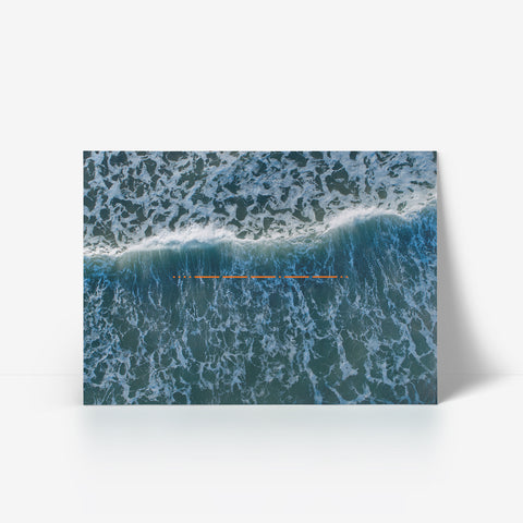 Seascape Postcard Pack - Love Welcomes