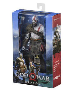 God of War (2018) Figura Kratos