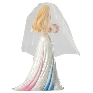 Aurora Wedding Figurine Haute Couture