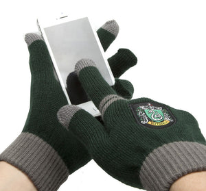Harry Potter Guantes E-Tactiles Slytherin