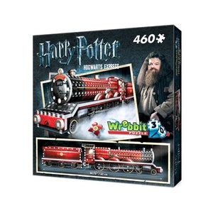 Harry Potter Puzzle 3D Hogwarts Express
