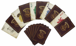 Harry Potter Baraja de Cartas Hogwarts