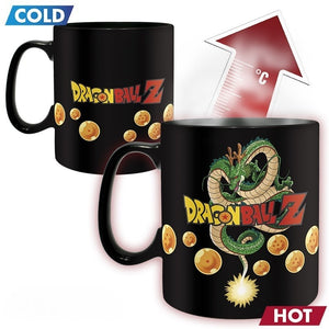 Dragon Ball Taza Térmica DBZ Goku