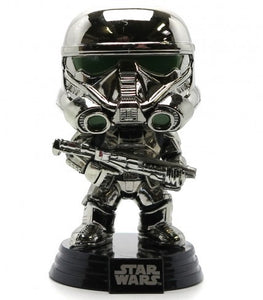 Star Wars Rogue One POP! Imperial Death Trooper (Crhome)