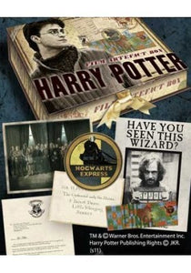 Harry Potter Cofre de recuerdos de Harry Potter