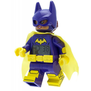 The Lego Batman Movie Reloj Despertador Batgirl