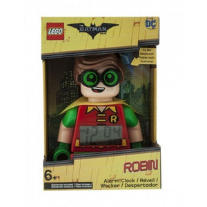 The Lego Batman Movie Reloj Despertador Robin