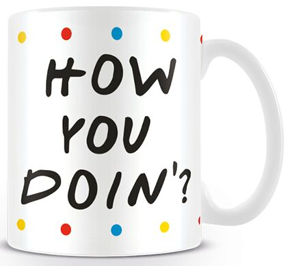 Friends Taza How you doin' ? El Almacen Secreto