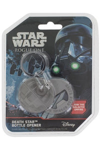 Star Wars Rogue One Llavero con Abrebotella Death Star