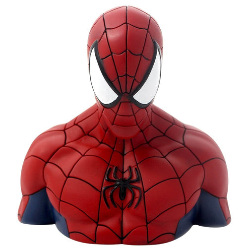 Hucha Spiderman Marvel Comics El Almacen Secreto