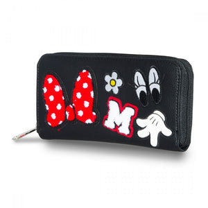 Disney Cartera Loungefly Minnie Parches